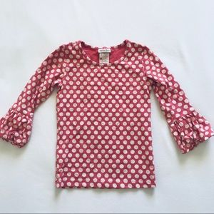 Matilda Jane Holly Berry Tee - Size 6